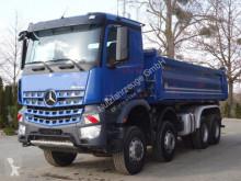 Camion tri-benne Mercedes Arocs 4145 8x6 Euro6 Meiller Kipper