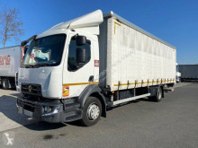 Renault D-Series 210.12 DTI 5 truck used tautliner