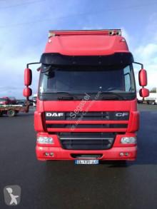 Lastbil DAF CF75 360 skjutbara ridåer (flexibla skjutbara sidoväggar) begagnad