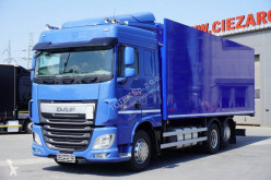 DAF XF 460 SSC truck used refrigerated