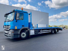 Mercedes heavy equipment transport truck Actros 2536