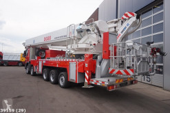 Camion Mercedes Actros pompiers occasion