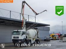 Camión hormigón mezclador + bomba MAN TGA 32.360