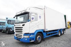 Kamion chladnička Scania G 490