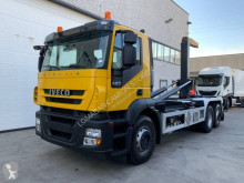 Iveco Stralis 260 S 42 truck used hook arm system