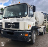 MAN 26.322 truck used concrete mixer
