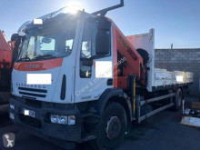 Camion Iveco plateau occasion