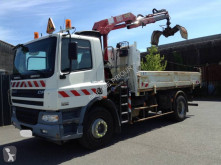 Camion ribaltabile trilaterale DAF CF75 250
