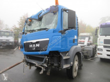 Camion MAN TGS 26.360 châssis accidenté