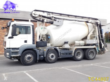 MAN concrete mixer truck TGX 32.440