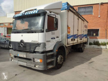 Mercedes Atego 1828 truck used box