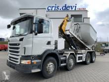 Camion benne TP Scania G G440 8x4 mit Aspahltmulde | Zusatzhydraulik