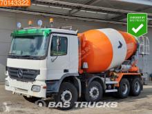 Kamión Mercedes Actros 3241 betonárske zariadenie domiešavač ojazdený