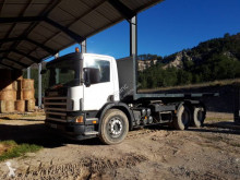 Lastbil Scania R 124 polyvagn begagnad