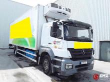 Vrachtwagen koelwagen mono temperatuur Mercedes Axor 1833