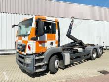 Kamion MAN TGS 26.400 6x2-4 LL 26.400 6x2-4 LL, Lift-/Lenkachse vícečetná korba použitý