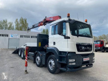 Porte engins MAN TGS 35.360