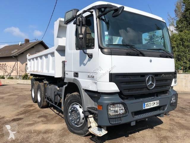 Voir les photos Camion Mercedes Actros 3332