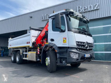 Mercedes two-way side tipper truck Arocs 2636 K