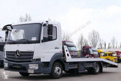 Lastbil biltransport Mercedes Atego 818