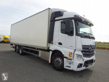 Camion Mercedes Actros 2542 fourgon polyfond occasion