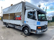 Camião cortinas deslizantes (plcd) Mercedes Atego 918