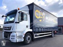 Vrachtwagen MAN TGM 18.290 tweedehands Schuifzeilen