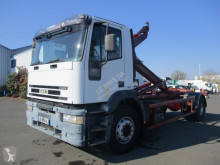 Iveco hook arm system truck Eurotech 190E31