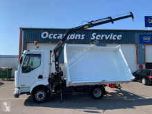 Renault Midlum 180.08 truck used three-way side tipper