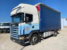 Camion Scania R 164L savoyarde occasion