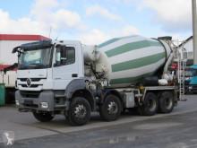 Camion béton toupie / Malaxeur Mercedes Axor 3240 B 8x4 Betonmischer Stetter 9m³