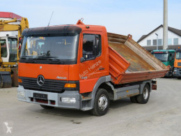 Mercedes Atego 823 K 2-Achs Kipper Meiller truck used three-way side tipper