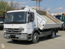 Camion ribaltabile trilaterale Mercedes Atego 1218 K 2-Achs Kipper Meiller