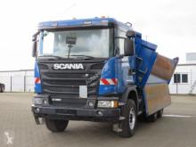 Camion tri-benne Scania G 450 6x4 3-Achs Kipper Meiller Bordmatik