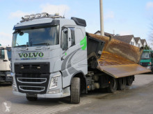 Lastbil tre vagnar Volvo FH 500 8x4 TR 4-Achs Kipper Tridem, Nachlaufachse