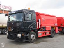 Camion citerne hydrocarbures Mercedes Actros 1841 L Tankwagen