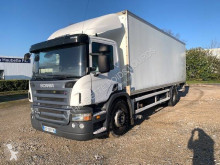 Scania plywood box truck P 270
