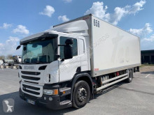 Scania plywood box truck P 320