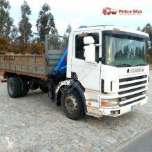Camion Scania D 94D260 benne occasion