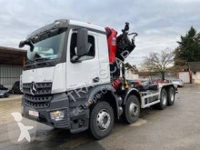 Mercedes hook arm system truck Arocs 3245