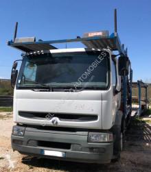 Camion porte voitures Renault