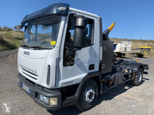 Camion polybenne Iveco Eurocargo 100 E 18