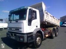 Camión volquete volquete bilateral Iveco Eurotrakker MP 260 E 35 H