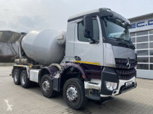Lastbil betong blandare Mercedes Arocs 3240 8x4 Euro 6 Betonmischer Intermix 9m3