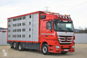 Ciężarówka do transportu koni Mercedes ACTROS 2548 TIERTRANSPORTWAGEN 7,40m / 3STOCK