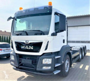 Camion MAN TGS 35.500 Fahrgestell*EURO 6! 8x4* châssis occasion