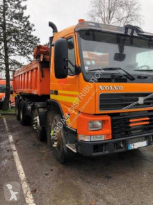 Volvo FM12 420 truck used construction dump