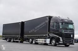 Camion rideaux coulissants (plsc) Volvo FH / 460 / XXL / ACC / EURO 6 / ZESTAW PRZEJAZDOWY + remorque rideaux coulissants