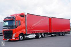 Camion rideaux coulissants (plsc) Volvo FH / 460 / ACC / EURO 6 / ZESTAW PRZEJAZDOWY + remorque rideaux coulissants