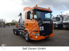 Camion Scania G G410 Abrollkipper 6x2 polybenne occasion